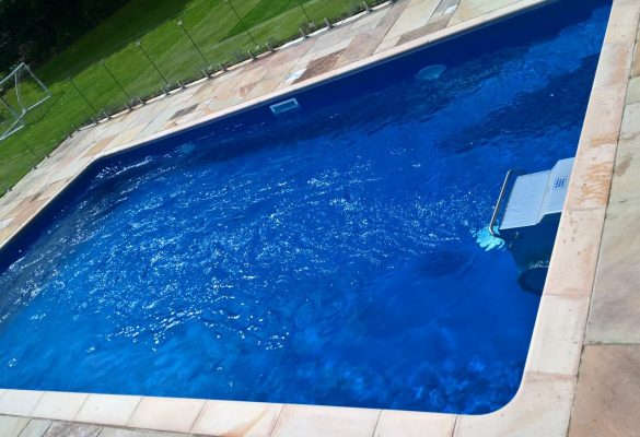 New Outdoor Swimming Pool 2017 – 1